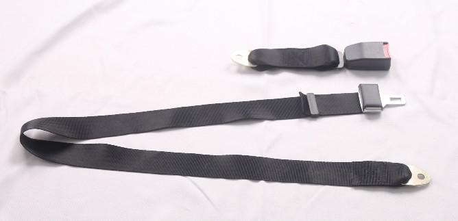 2 Inch Universal 2 Point Racing Seat Belt Harness / Car Safety Belts